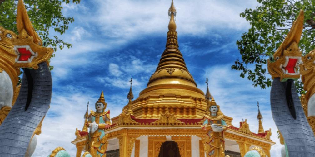 #我的悠然假期#【首发】单车自驾:瑞丽,中缅边境的异