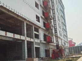 泰茂城主体施工项目迟迟未能交付 200多位业主苦等收房