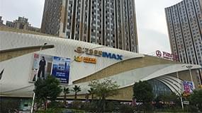 南宁安吉万达商场调查