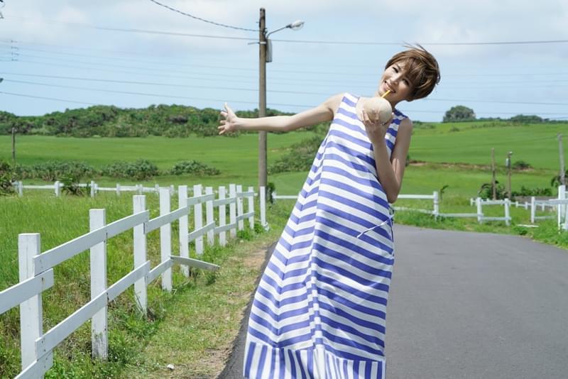 曾沛慈个唱主题曲MV首播 竟不敢穿比基尼