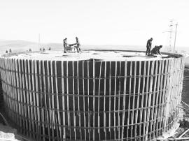 义马市水利部门利用专项资金兴修水利保生产