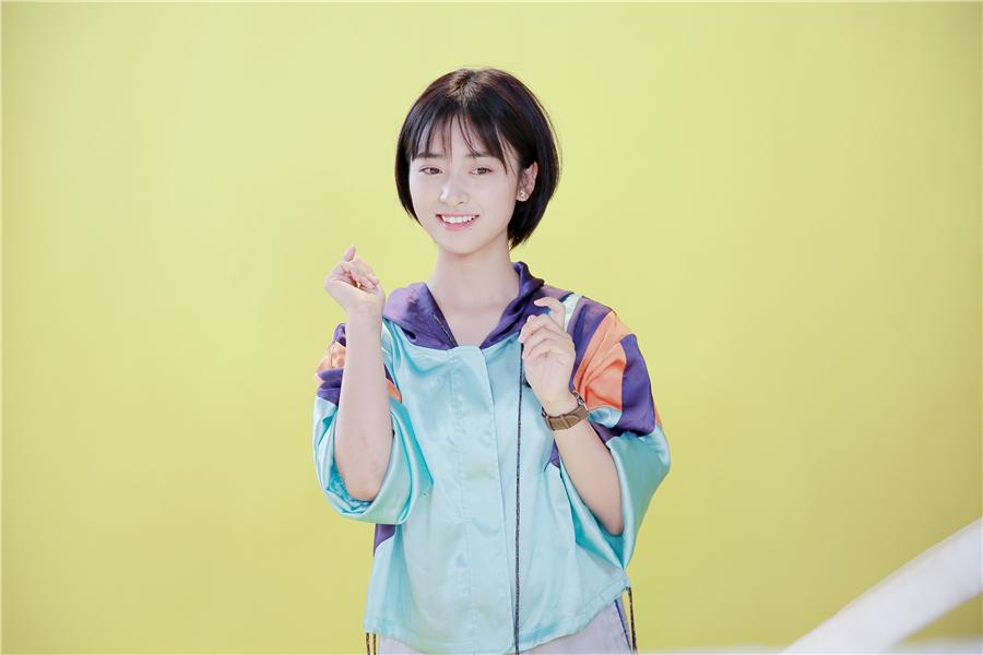 """沈月再登快本舞台 """"沈杉菜""""化冰淇淋名字创意身游戏达人"""
