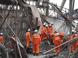 广州热电厂坍塌事故19人被刑拘 或存在渎职犯罪