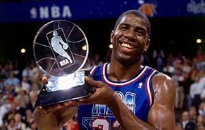 1992年魔术师被保送的MVP