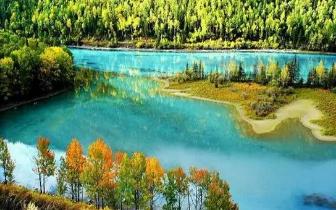 """新疆藏了这么多绝美之地 总有一处让你""""沦陷"""""""