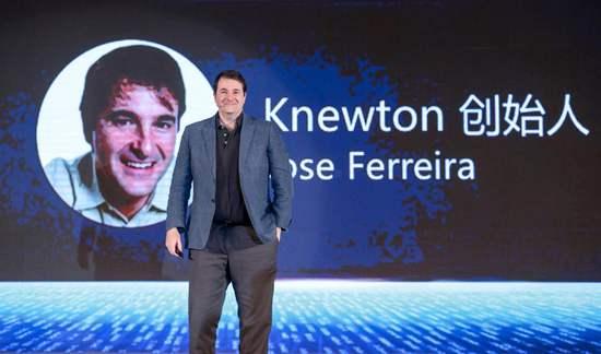 Knewton创始人Jose Ferreira