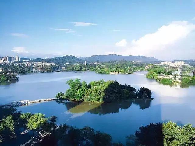 惠州空气质量爆表!2017年空气质量全国第六