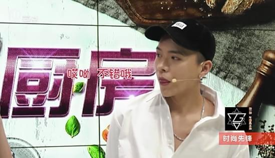 《中国有嘻哈》 ZERO-G黄钧泽原创新歌曝光