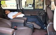 国产商务舱座椅能当床