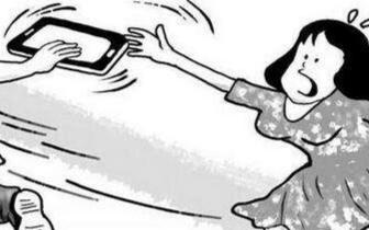 """福建男子""""借钱""""被拒绝 恼羞成怒抢手机"""