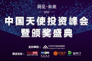 2016中国天使投资峰会暨颁奖盛典