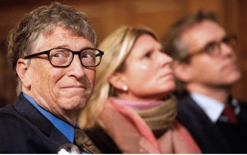 全球百大科技亿万富翁的财富首次超过1万亿美元