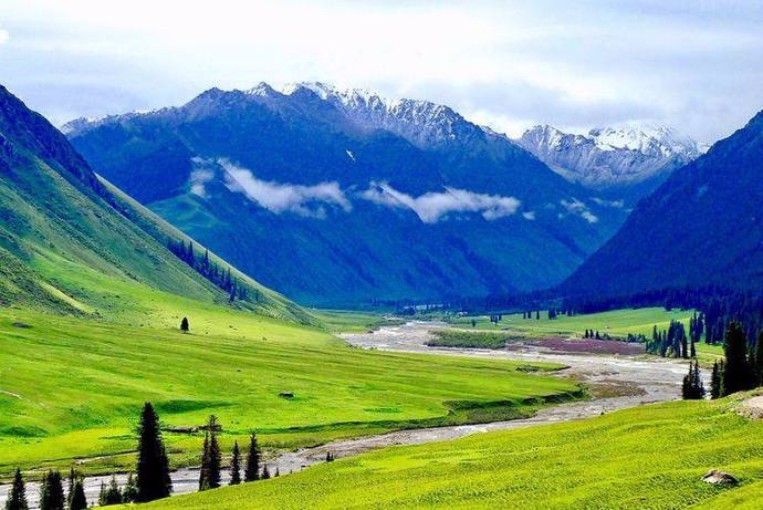 全国唯一的副省级自治州新疆伊犁 你去过吗?