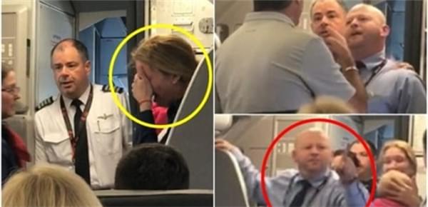 美航再爆丑闻 职员暴力抢女子婴儿车引公愤