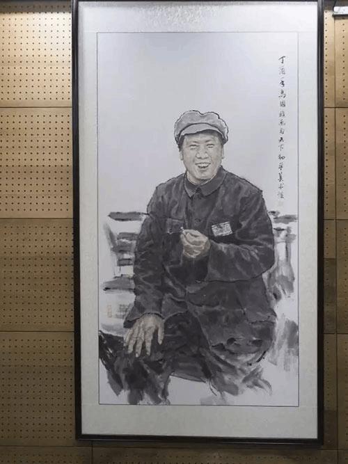 向往和平 双拥共建 武汉举办庆祝建军90周年美术作品展