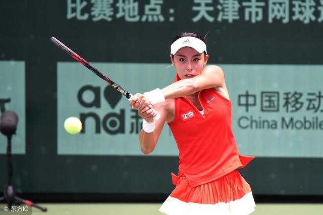 WTA印第安维尔斯赛-数据看好 王蔷有望横扫14号种子!