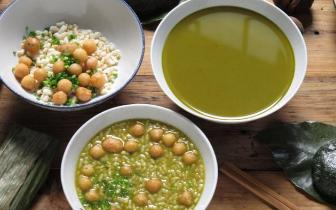 """山西美食小吃:""""暖肚汤""""一山西油茶"""