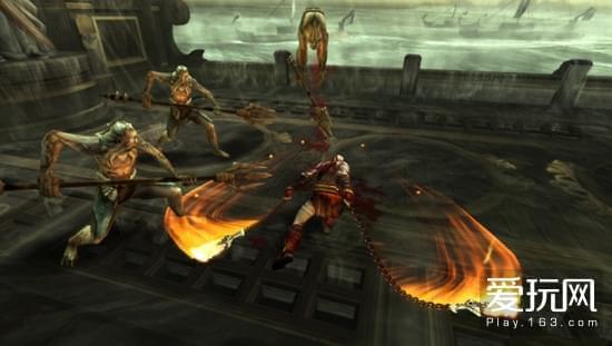 游戏史上的今天:探寻回忆《战神:斯巴达之魂》