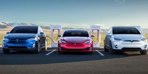 新里程 特斯拉电动汽车总行驶里程达116亿公里