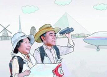 把旅游当作生活方式 老年人已成荆州旅游市场主力军