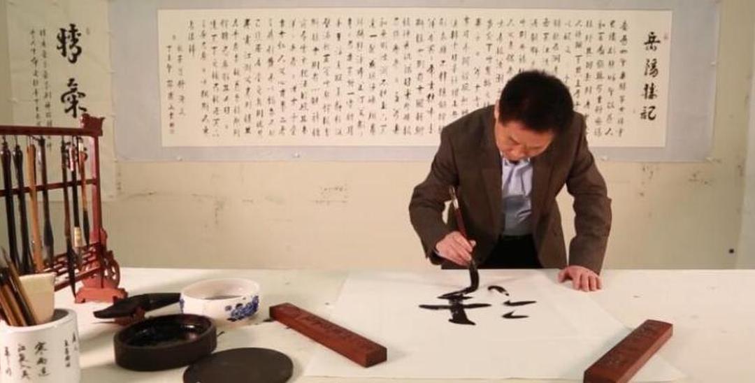 文人风骨·笔法乾坤——罗国文艺术普法探索之路
