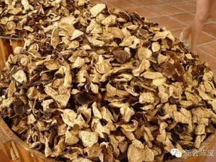 新会每年产陈皮多少吨?生产柑普茶多少吨?