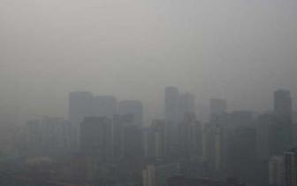 京津冀未来一周将出现长时间大范围重污染