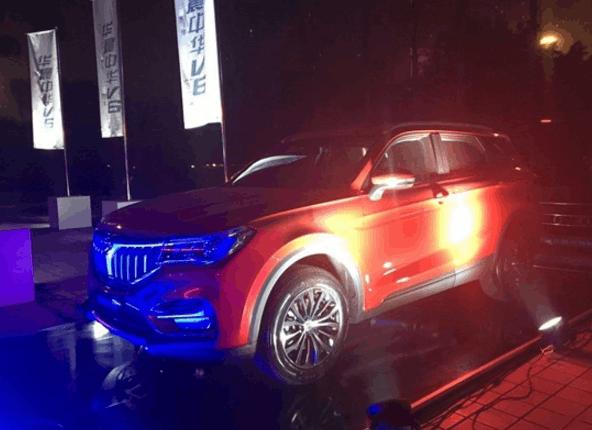 3年免费保养售价仅8.79万元 中华V6重庆上市