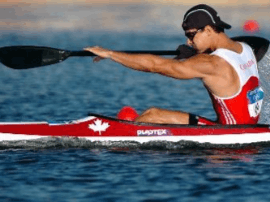 山西运动员夺2017皮划艇世界青年锦标赛单划500米冠军