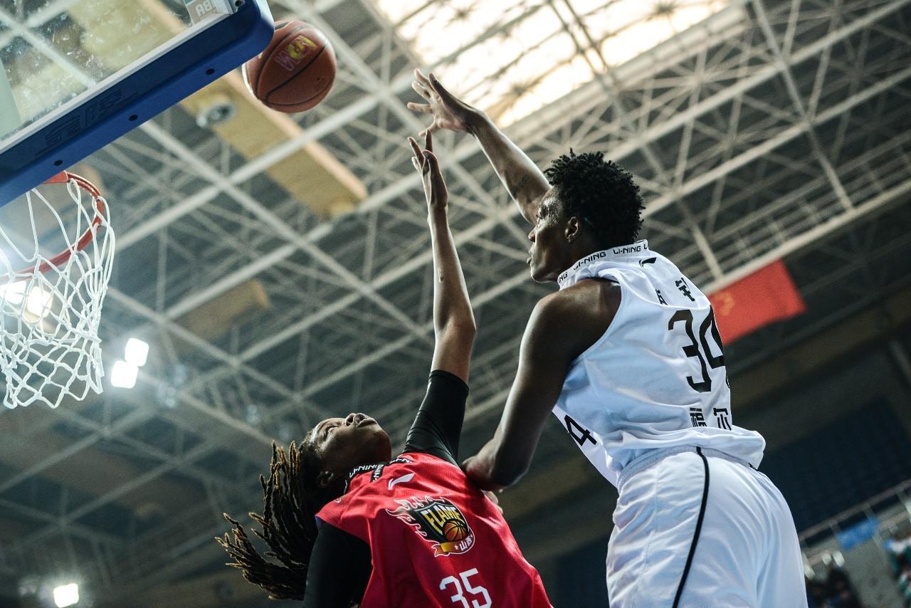 再下一城!北京女篮大胜山西 总决赛2-0拿到赛点