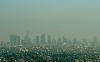 美国加州城市空气污染系全美最严重