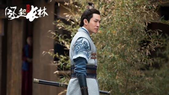 张博《琅琊榜2》苦恋升级 与佟丽娅拔剑相向