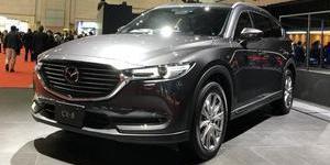 国产CX-8将于北京车展首发