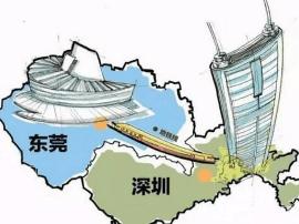 广佛VS深莞:超级城市的隔岸较量,佛山准备好了吗