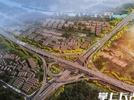 注意:河西将有无红绿灯快速路直达火车南站