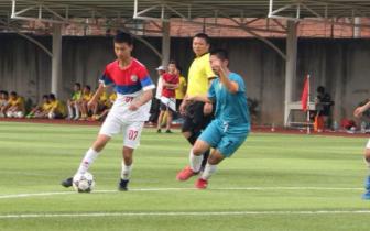 2018全国青少年校园足球冠军杯福州赛区 西山学校夺冠