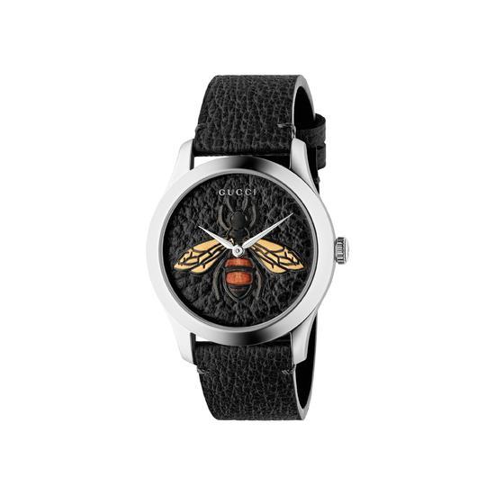 王大陆佩戴GUCCI腕表首饰亮相巴塞尔国际钟表珠宝展