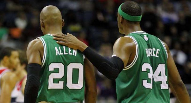 PP:雷-阿伦没来波士顿不失望 托尼-阿伦没来真不爽