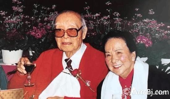 艺术大师刘海粟背后的女人