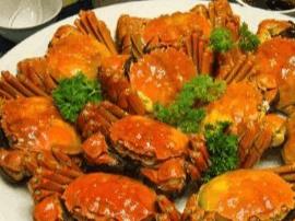 广东电视台曾来拍摄的岗美毛蟹你吃过吗?
