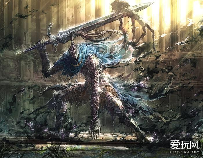 你看着这名熟悉的骑士,微微躬身。不是象征的致意,而是至高的礼赞。
