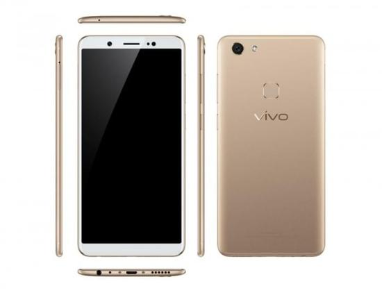 全面屏新机vivo V7发布:骁龙450/2000元