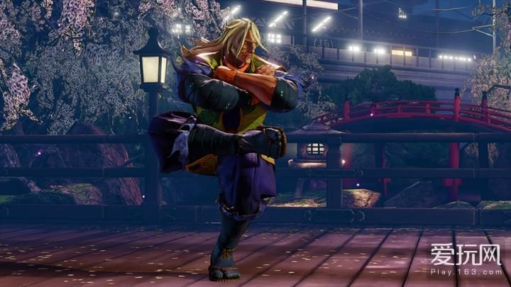 《街霸5》推出新角色 忍者大师泽库DLC推出