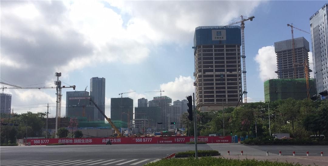 广西国际壮医医院封顶明年使用 填补五象配套短板