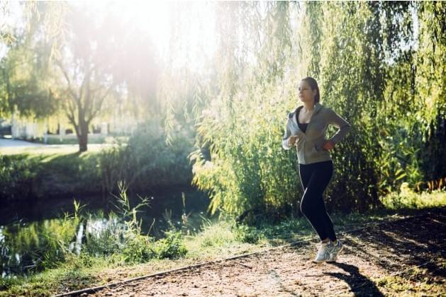 跑步益处多多:提高脑功能 让跑者更聪明