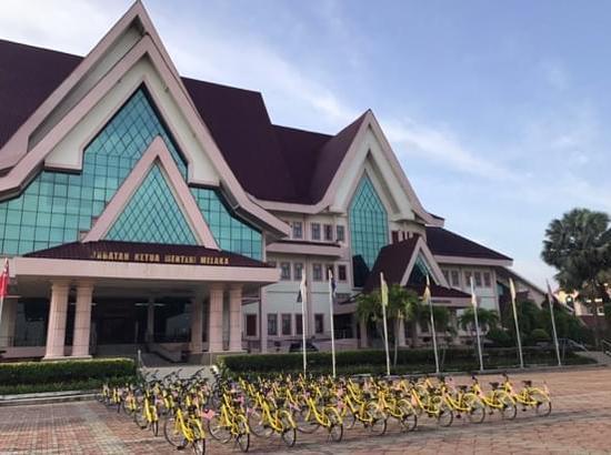 ofo宣布进入马来西亚 首批投放500辆共享单车