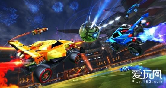 《火箭联盟》数据公布:Steam活跃玩家不及Xbox