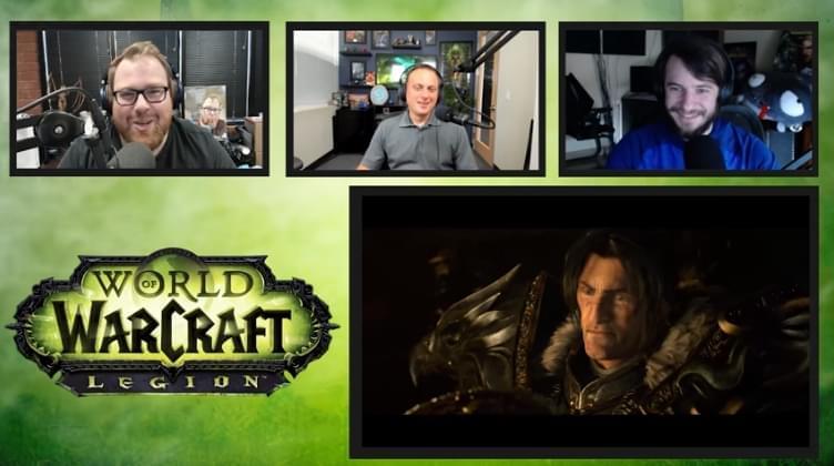 魔兽7.3开发者访谈:阿古斯是万千世界入口?