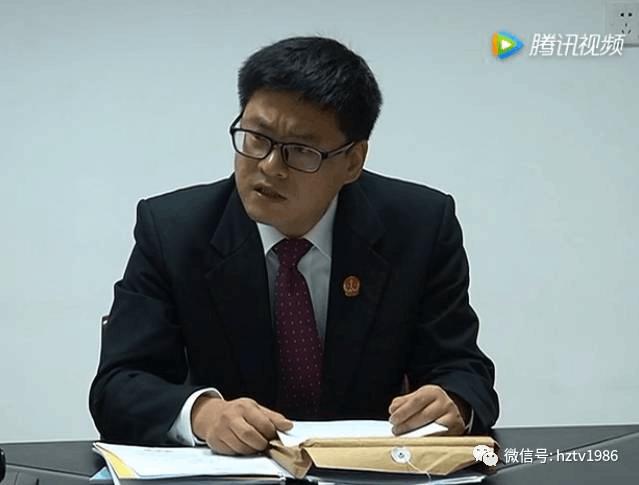 惠州法官卜健:勇于担当 用真诚赢得当事人的信任