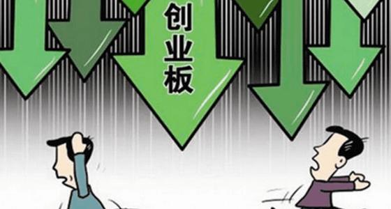 创业板跌哭基金 中邮系最受伤